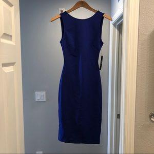 Lulus Low Back Bodycon Midi Dress XS